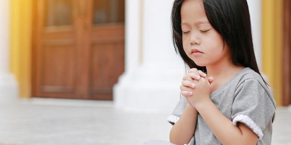 Single Episode - Episode 49: Teaching Our Kids to Pray