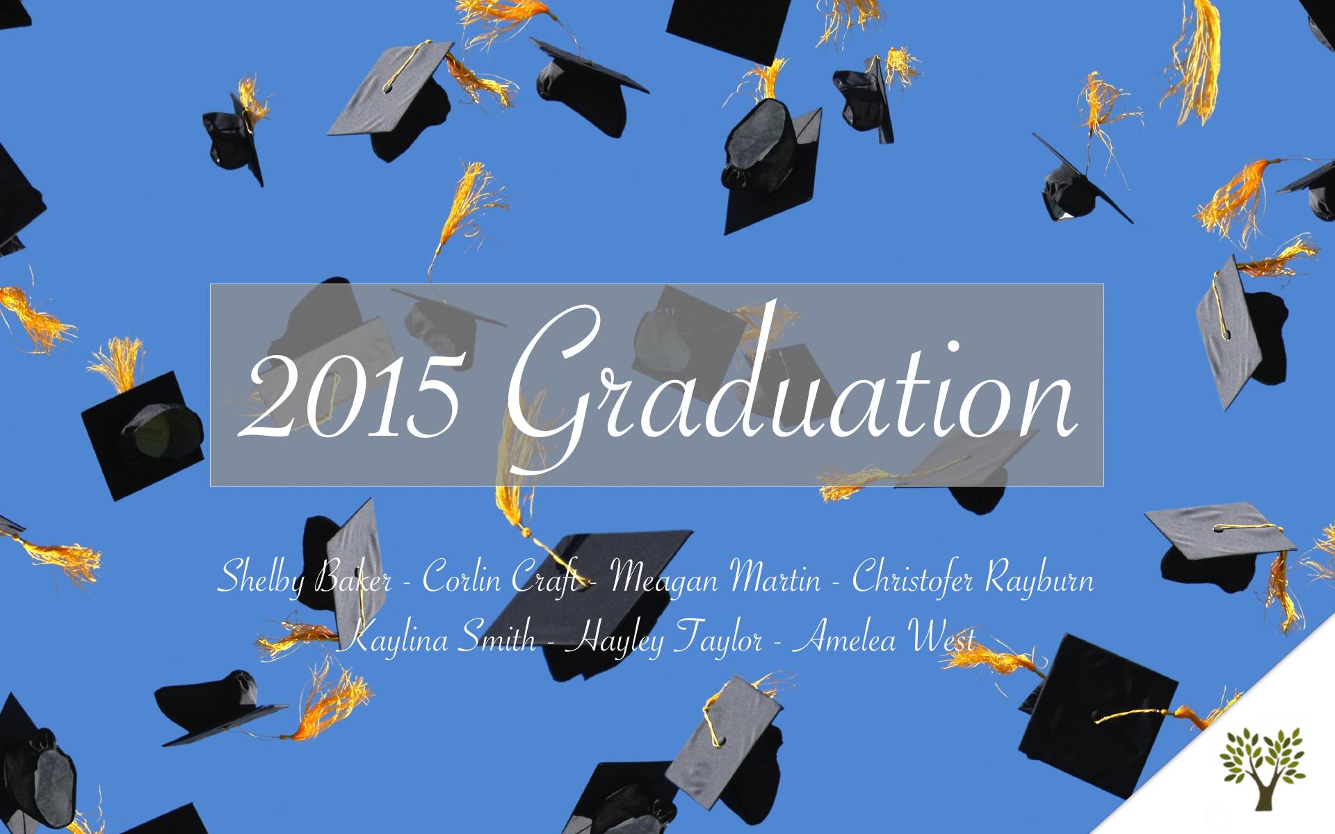 Graduation - 2015