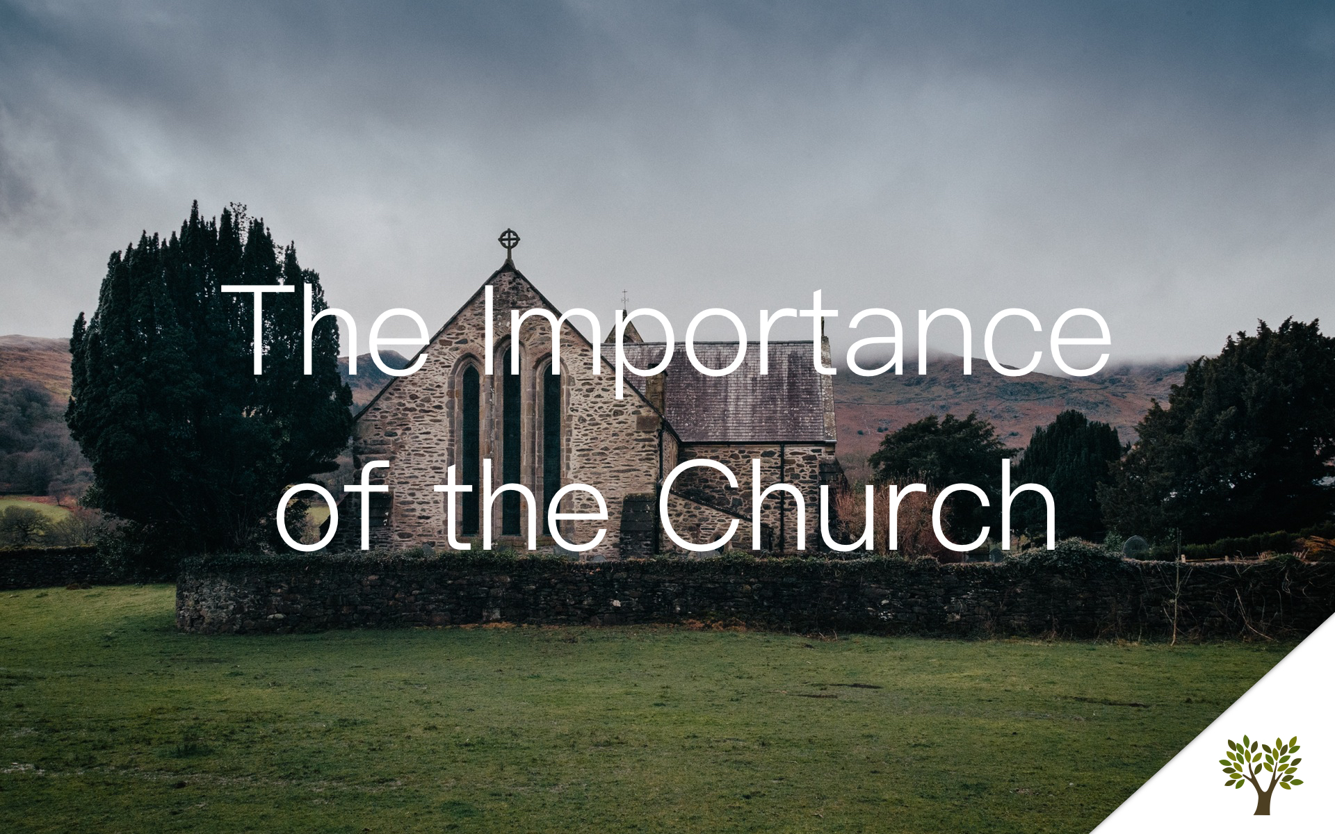 The Importance of the Church  Rob Futral