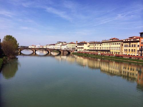 Ponte Vecchio Day 1 of A.Ferrari Kitchen Food Tours