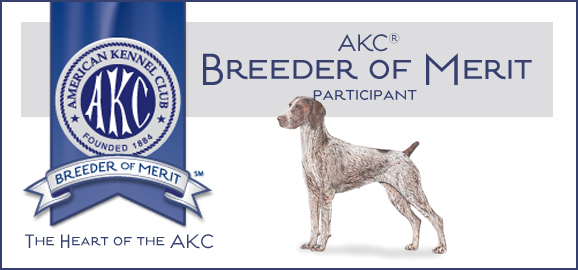 Both Toni and Michelle have been designated as a Breeder of Merit.