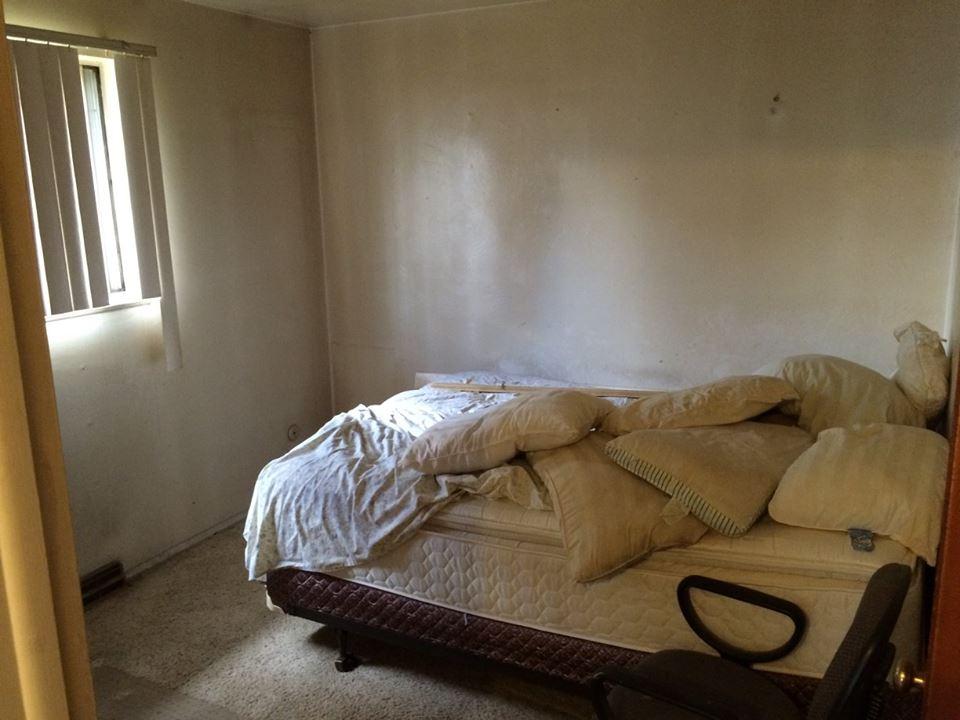 Before - 2nd bedroom