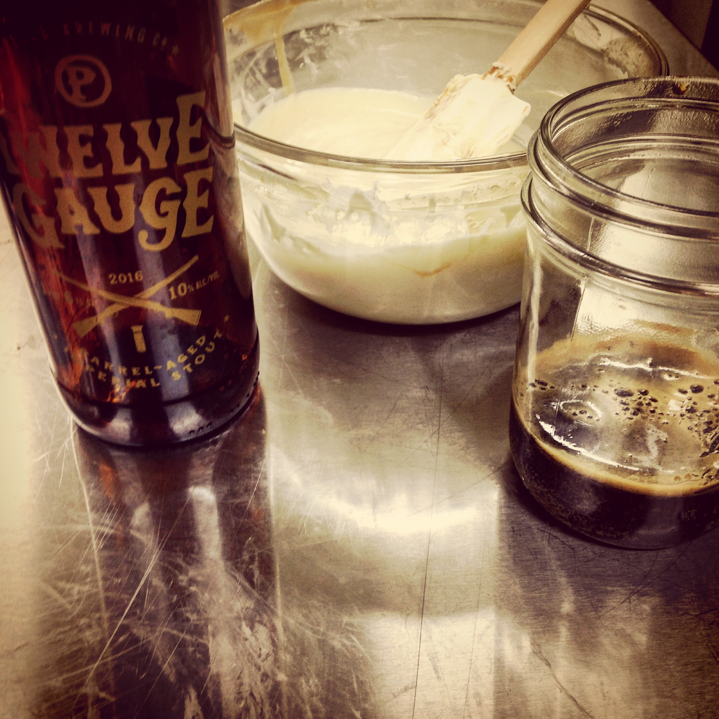 The making of Payette Brewing Twelve Gauge Imperial Stout Truffle