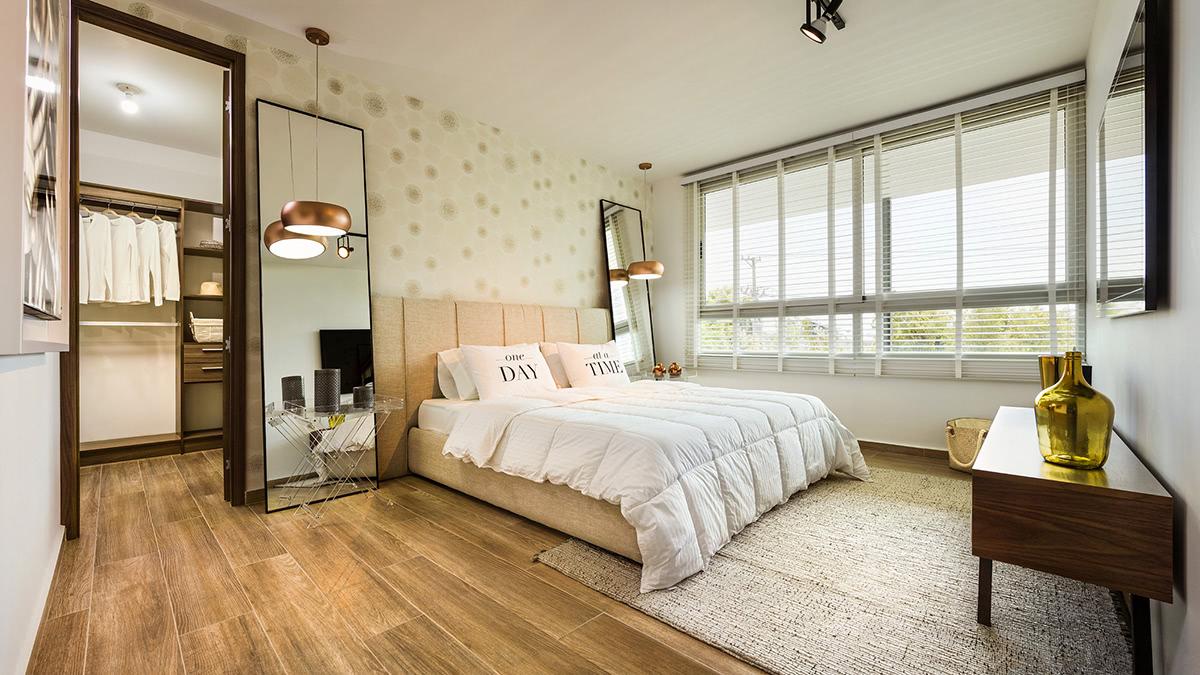 Fotografía de apartamentos y casas modelo