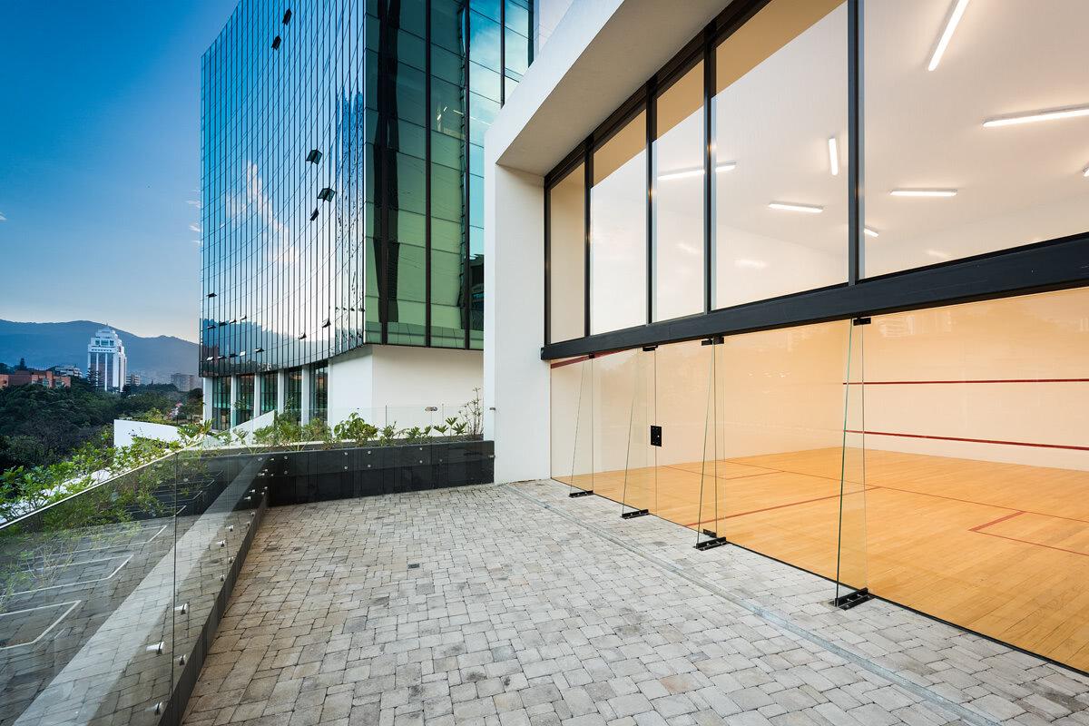 Portafolio de fotografía de arquitectura exterior -