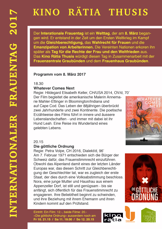 Kino Rhätia 8March2017