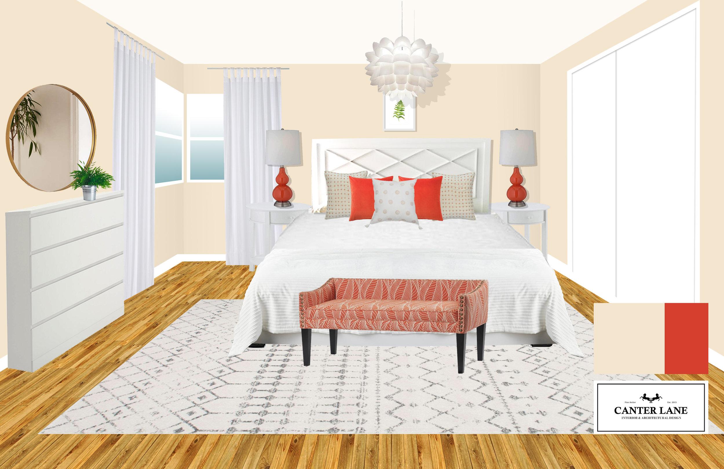 Bedroom Look 1