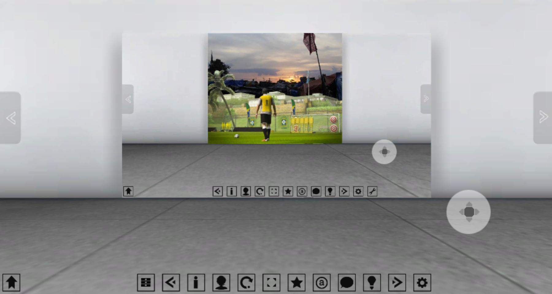 Alice Shintani, GOAL , 2014 installation shot  click image to enlarge