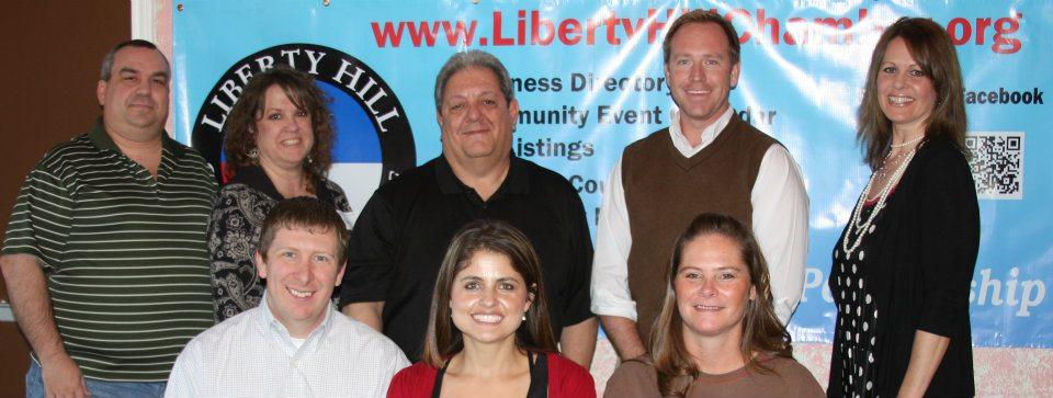 2012 Liberty Hill Chamber Board of Directors