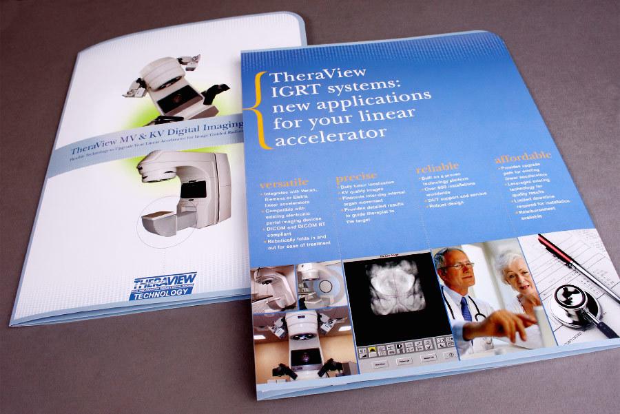 ROS brochure design