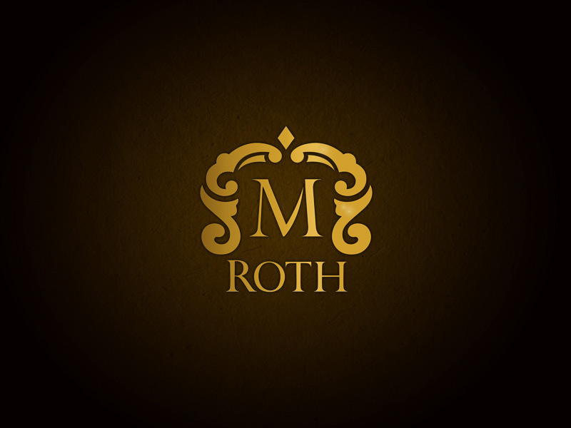 MRoth cologne and perfume brand design.