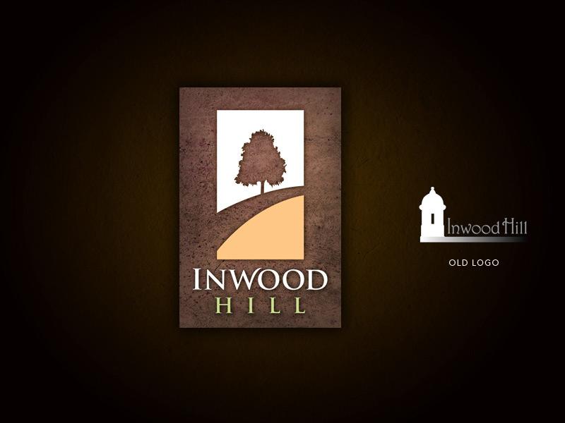 Inwood Hills branding development.