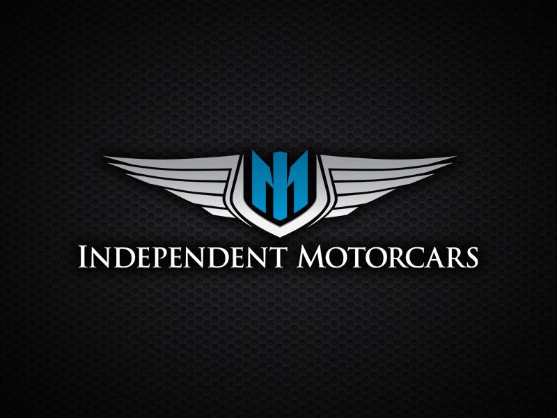 Independent Motorcars logo design