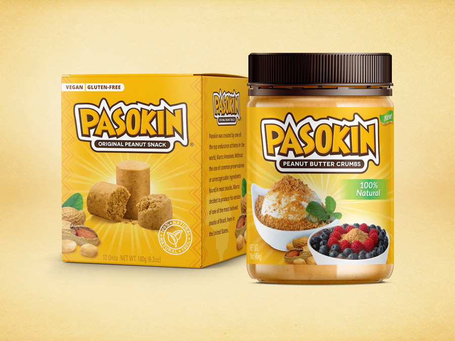 Copy of Pasokin Dessert package design