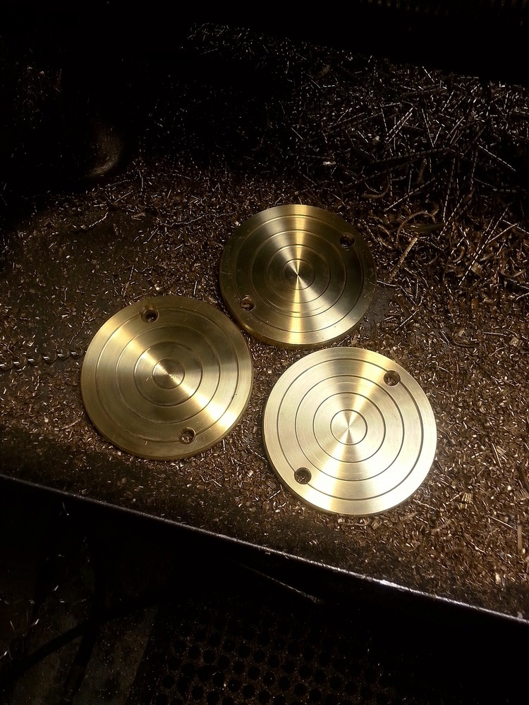 Brass Points Covers