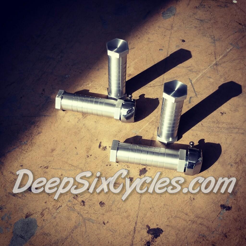 Aluminum Hexing Grips!