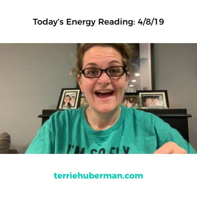 Today can be prickly in matters of the heart or in relationships (of all sorts). Try to keep a more mature perspective and outlook on your approach to them.🔮👻 If you enjoyed this mini energy reading of the day, please spread the word to your friends & family & share it! And if you'd like something more personalized click on the link in my bio @intuitivecoachterrie*Don't forget to turn on notifications so you can get these readings as soon as they're posted!*🙌🏻