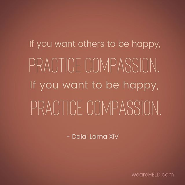 Compassion is (the) key. .  #compassion #lovingkindness #happinessquotes #dalailamaknowsbest