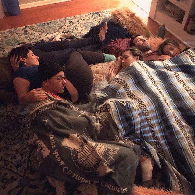 Mini snuggle sesh... Mmmm #cozy ☺️ . HELD 3.27.19 . #snuggles #cuddle #curlup #cozytime #weareheld