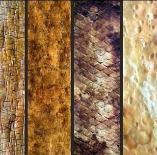 Alternative leather samples from @mycoworks 🌿🌟🍄 They are able to create different colors and textures with mycelium, the roots of mushrooms! Mycelium acts as a biological glue in the soil, as well as a communication network and nutrition highway for trees and plants. We have innovative possibilities all around us. 🌎🌍🌏 👍What do you want to see an innovative alternative for?👍 @plasticpollutes petroleum based vegan leather is creating microplastics, yes?  #veganleather #notplastic #nomoreplastic #vegan #sustainablefashion  #biodegradable #circulareconomy #circuloprodutos #innovacion #innovation #sdg #sdgs @nylonmag @teenvogue  @circularmaterials