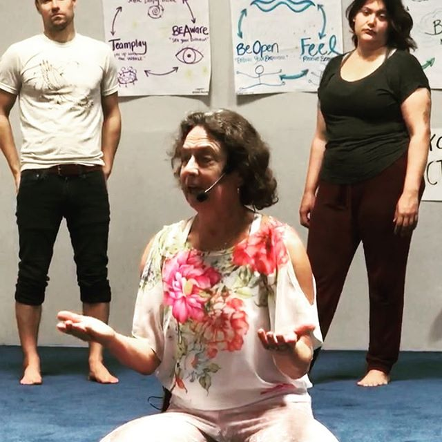 "Ride The Wave and Inner Rhythms 4 hours Workshops THIS SUNDAY NOVEMBER 10th @dancealivecenter 🌊🌊🌊🌊🌊🌊🌊🌊🌊🌊🌊🌊🌊🌊🌊 Here's a little glimpse into one of the Dance Alive Sunday workshops! 🙌 . . . The theme we are working with is ""Commit To Your Aliveness!!!""🌱 . . . Your commitment is sourced from a Deep Connection Inside to Who You ARE and What you are DEDICATED to BECOMING! 🔥 YOUR Commitment is YOUR ANCHOR in yourself! 🌬 YOUR Commitment is YOUR FOUNDATION to move from! 🐛🦋 YOUR Commitment RADIATES out to Everyone and Everything in your LIFE! ✨ YOU are invited this Sunday for a transformative experience. YOU are worth committing to! There are still some spots open! 🌊🌊🌊❤️ Link in Bio 👉 . . . Lots of love, breath and life... in motion 🌊🌊🌊🌊🌊🌊🌊🌊🌊🌊 Mariane Karou, Creator of Dance Alive"