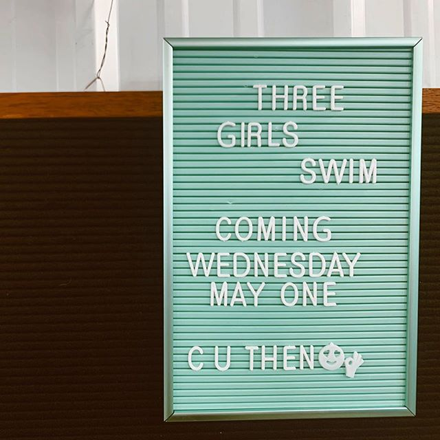We are excited to welcome our newest shop @3girlsswimwear. Bringing the latest trends In swimwear to the @mercerwarehouse . They're just putting the finishing touches on their space before they open their doors perfectly timed for all your summer holidays! Be sure to check out their Instagram & pop by to say hello & welcome them to the neighbourhood! What do you say guys, should we throw them a welcome party?