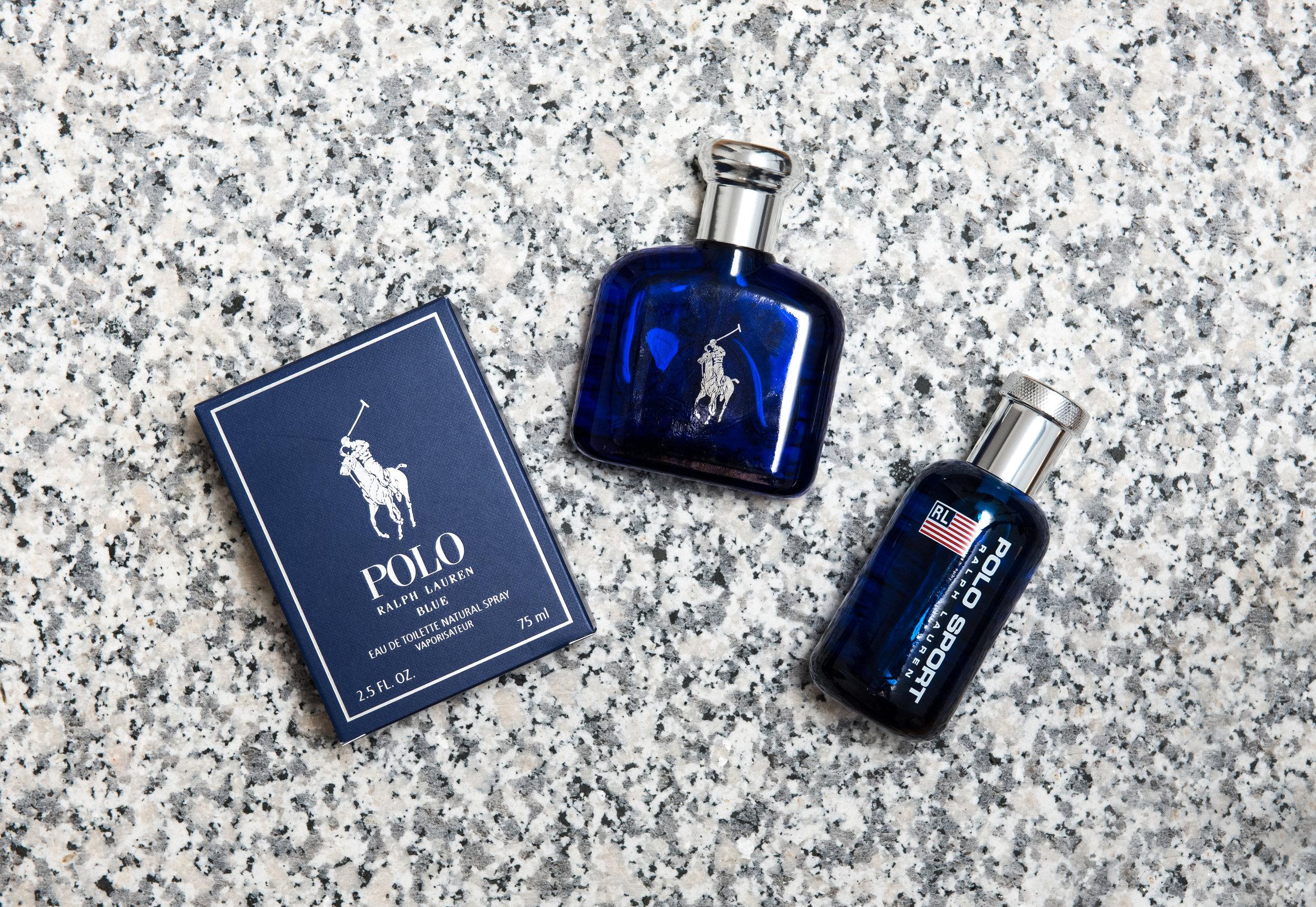 Polo Blue og Polo Sport – Ralph Lauren
