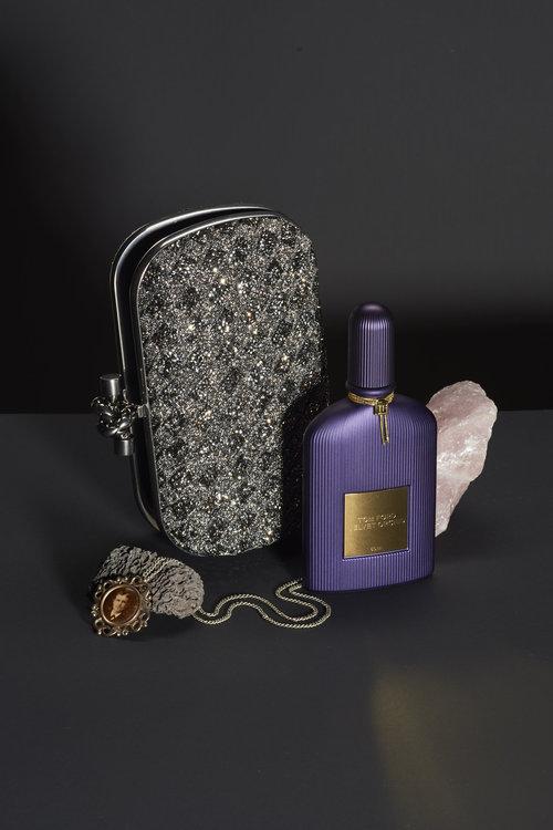 Veske: Bottega Veneta Parfyme: Tom Ford