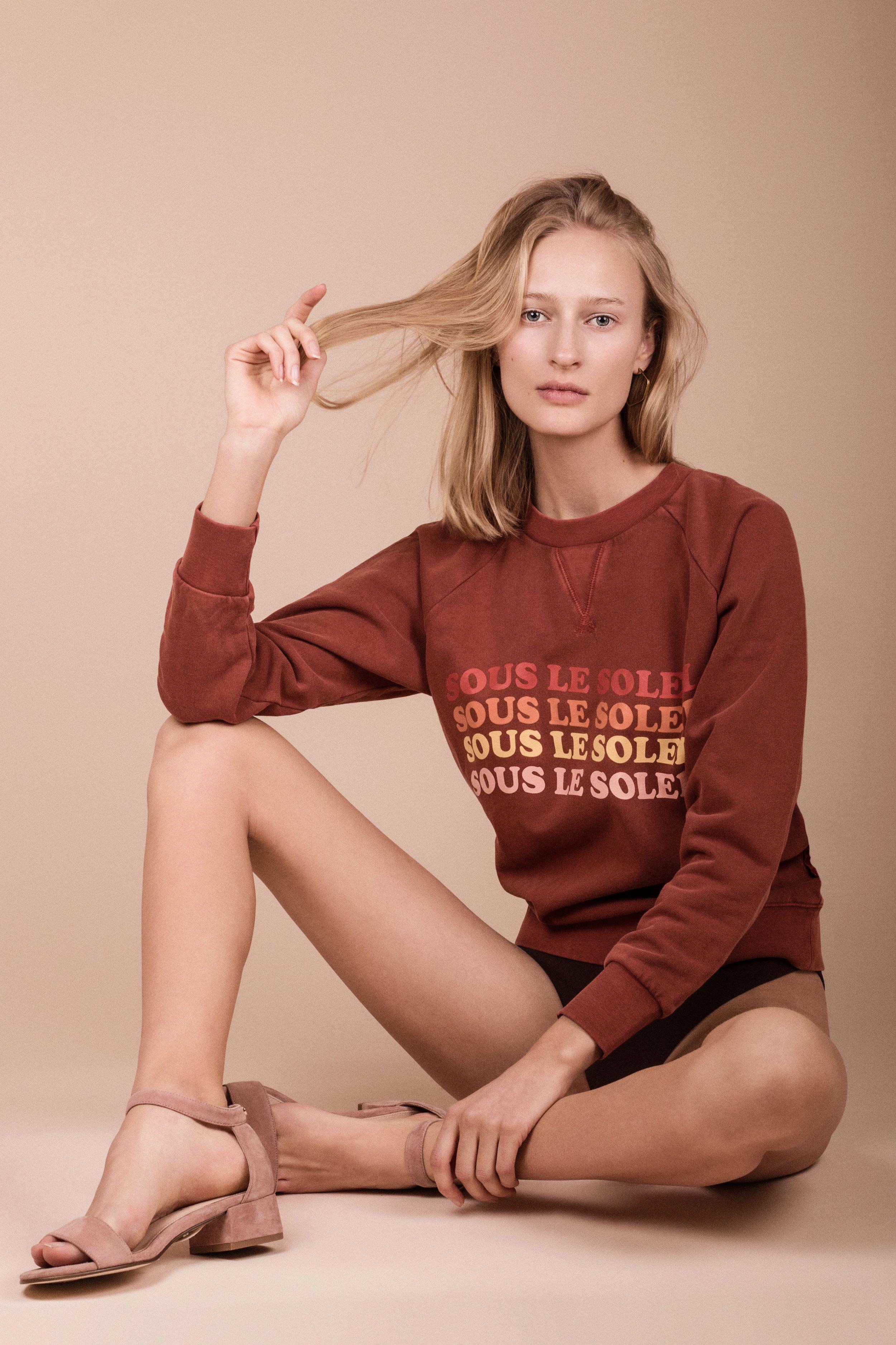 Genser fra  Frame  Body fra  H&M  Sko fra  Eurosko