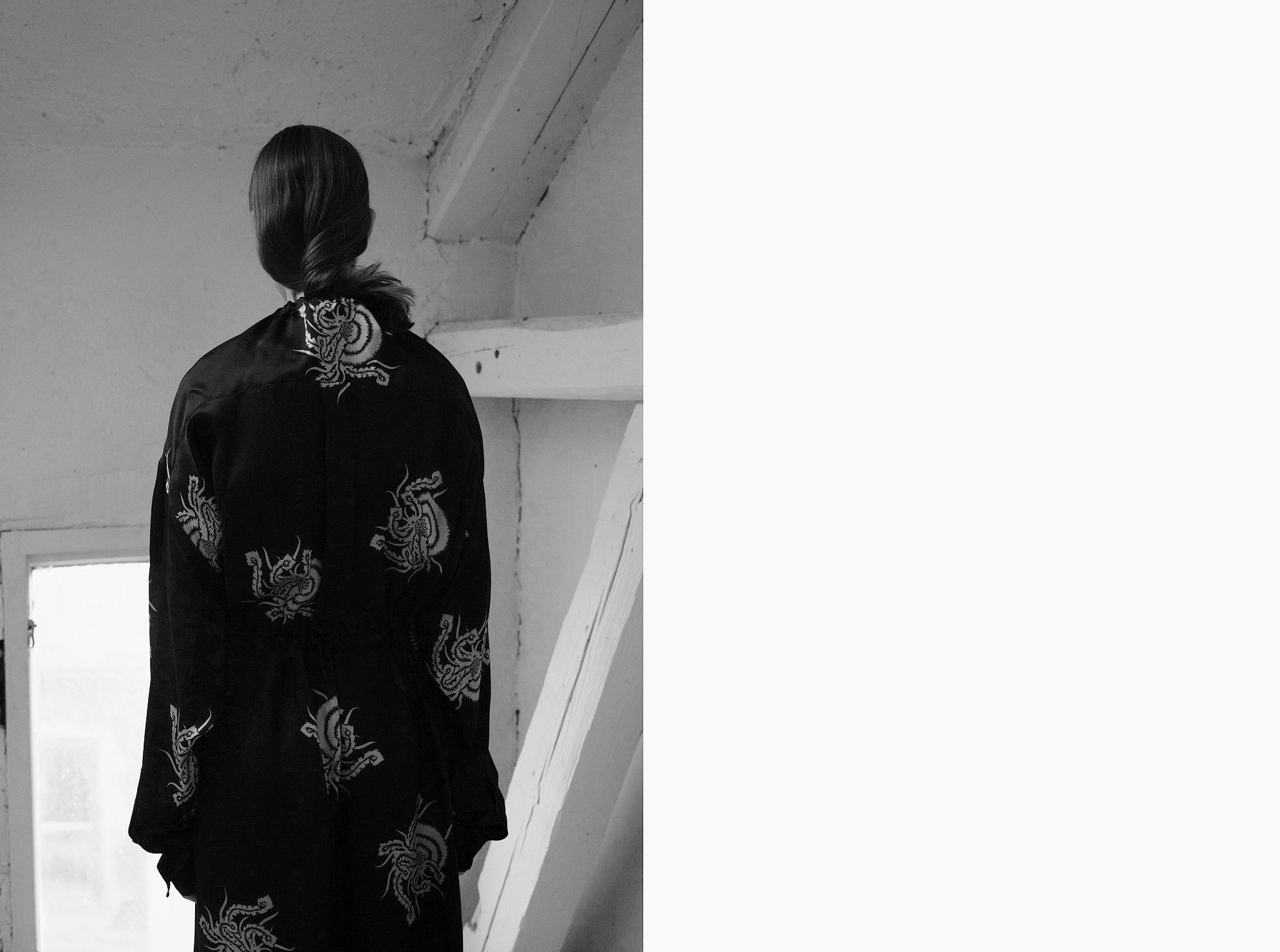 Dress: Dries van Noten AW18 / Studio Scarpa Oslo