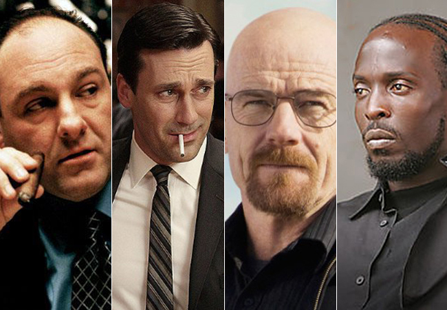 The Mt Rushmore of Prestige TV Characters