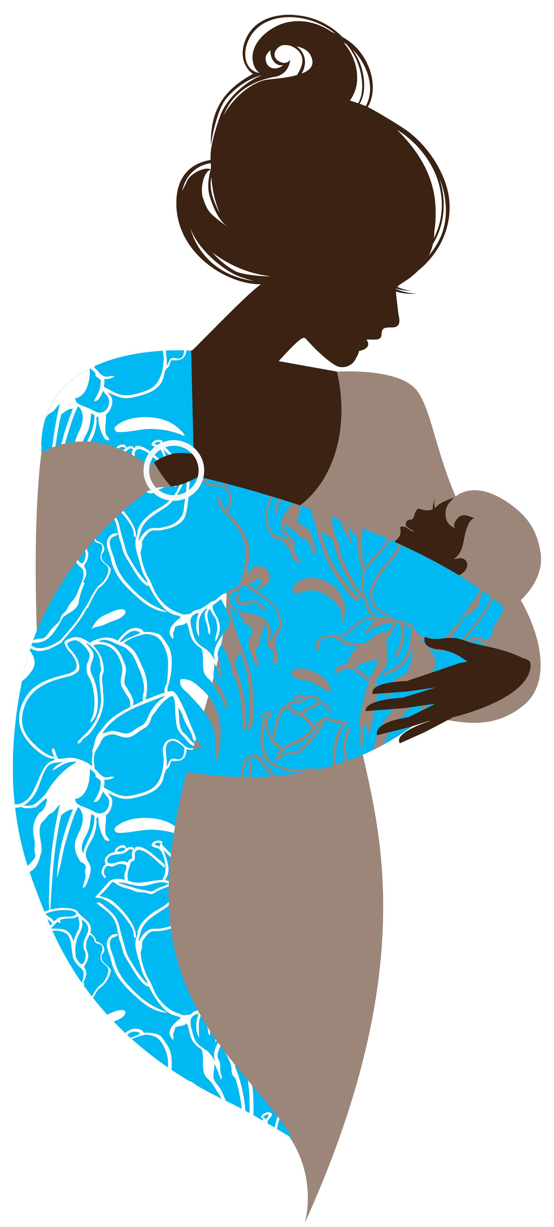 drawing mum & baby in sling.jpg
