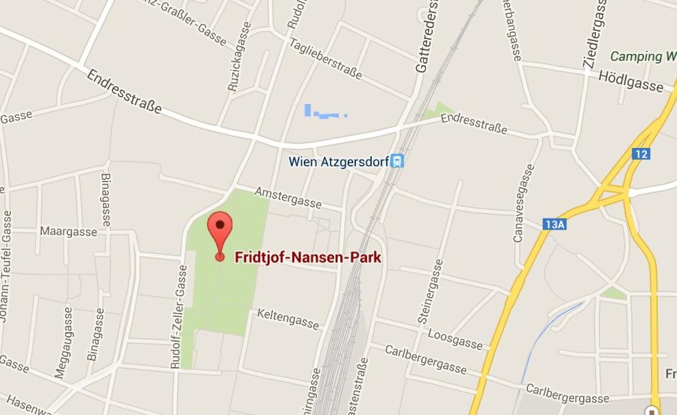 Fridtjof Nansen Park, 1230 Wien