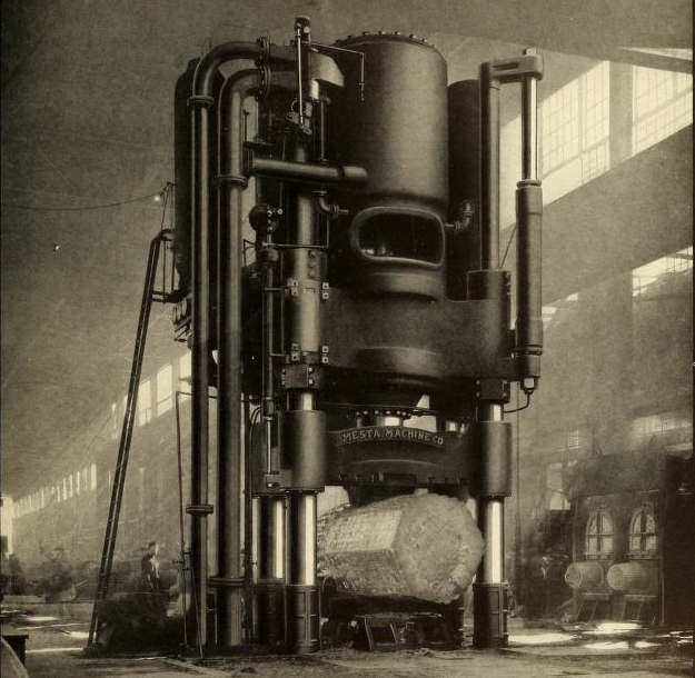 The Mesta Machine Company Courtesy of ' Plant and product of the Mesta Machine Company, Pittsburgh, Pennsylvania'