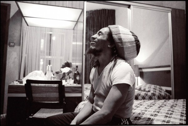 Bob Marley, photographed by Jill Furmanovsky