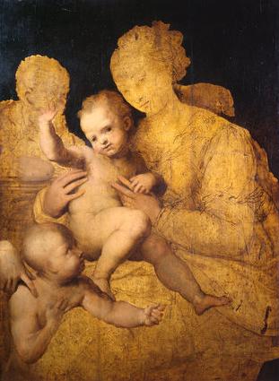 Perino del Vaga - Holy Family