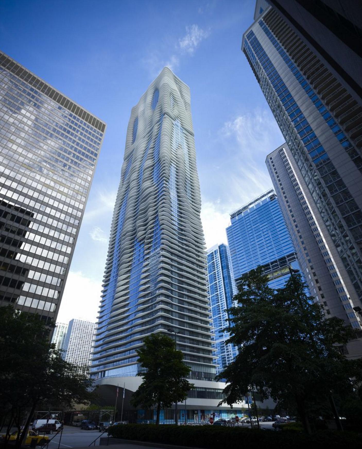 Jeanne Gang -Aqua Tower