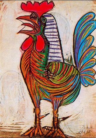 Pablo Picasso Le Coq