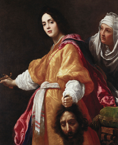 Cristofano Allori 'Judith with the Head of Holofernes'