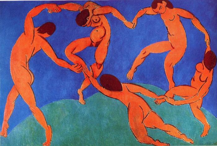 Henri Matisse 'La Danse'