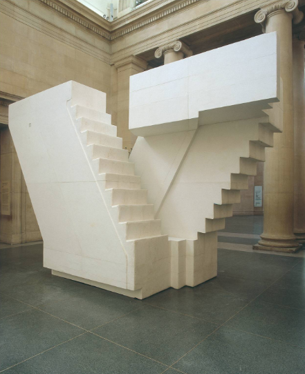 Untitled - Stairs 2001