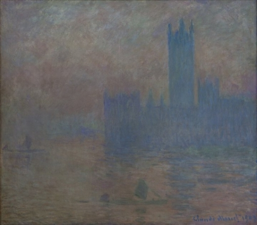 Claude Monet, Houses of Parliament