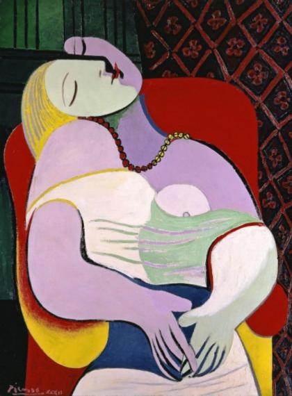 Pablo Picasso, The Dream