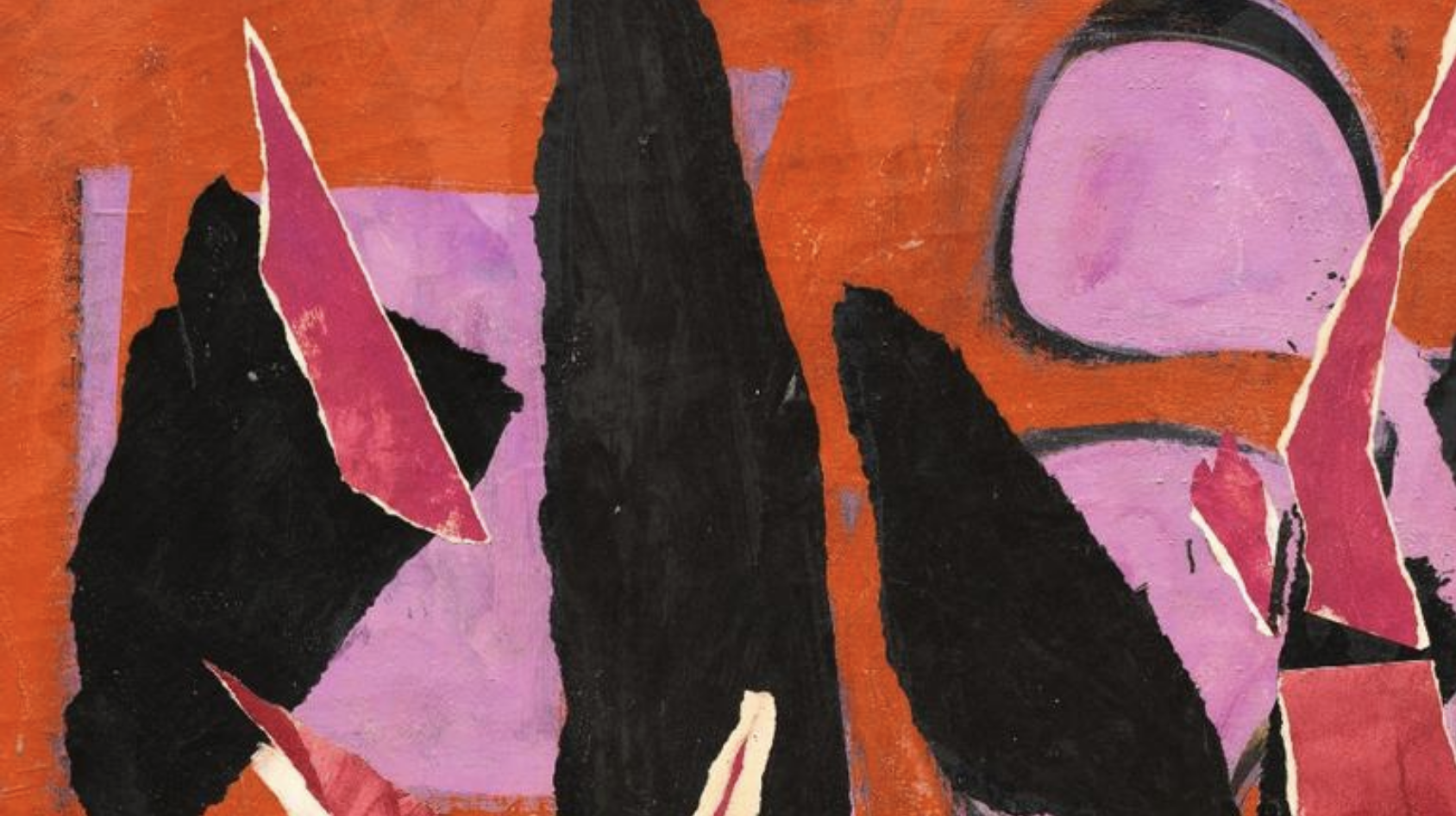 Lee Krasner, 'Desert Moon'