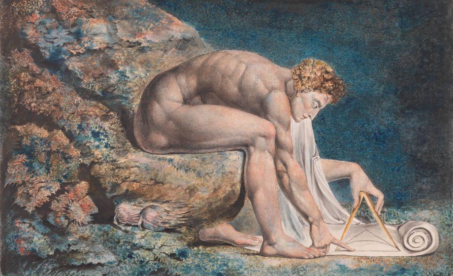 Blake Williams, 'Newton', 1795-c.1805. The Tate