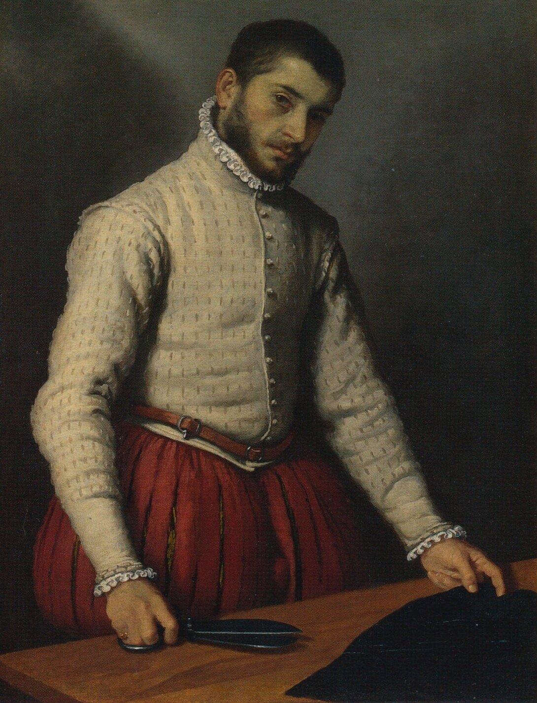 Moroni, 'The Tailor'