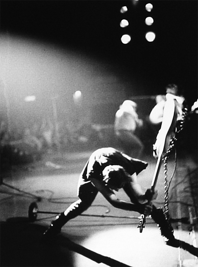 The Clash - Credit: Pennie Smith