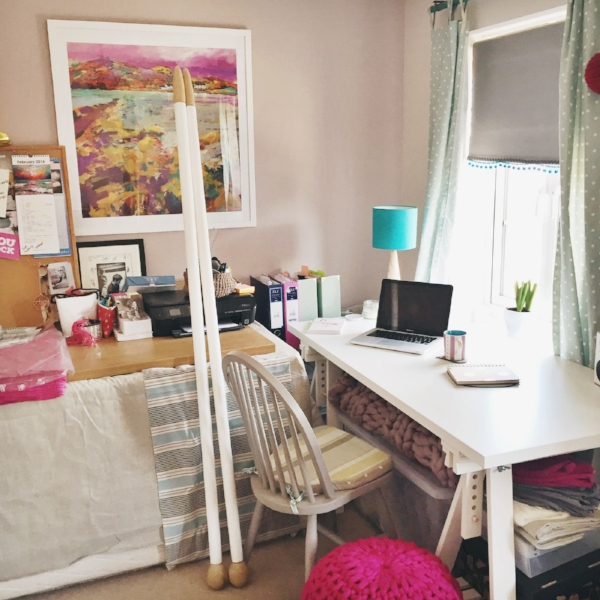 Lauren Aston Designs Workspace
