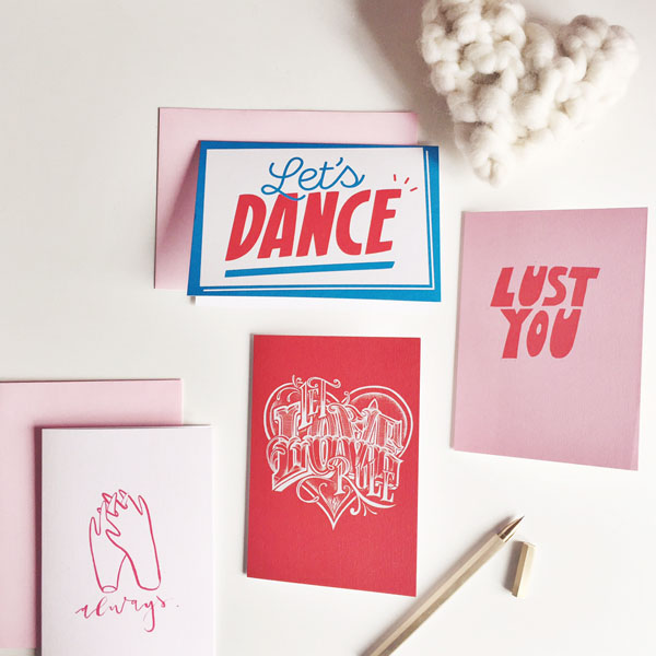Gorgeous cards by Bee Davies, Crispin Finn, Paperboy & Rob Draper