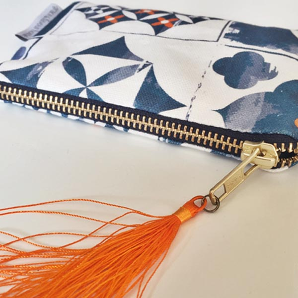 Seriously though, That tassel!!!